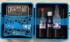 Luxe CocktailPak Blue